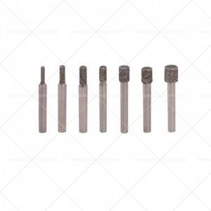 Frese Elettrodepositate Cilindriche gambo 6 mm